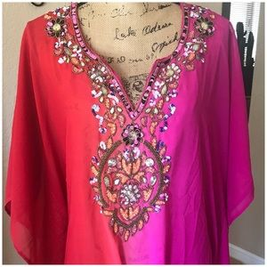 Swim - Caftan/ Summer Cover-up New With Tags X-Large♥️♥️